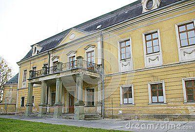 Chateau Paskov, Moravia, Czech Republic