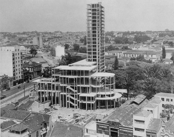 São Paulo sem a biblioteca Mário de Andrade - noticias - O Estado de S. Paulo - Acervo Estadão