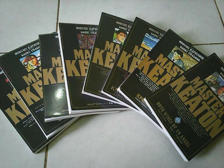 Jual komik Master Keaton  Volume 11-18  Facebook Komik Onyet  Transaksi via Bukalapak atau Tokopedia  SMS/WA 081368441963  #jualkomik #komikmasterkeaton #komikjepang #komiklangka #naokiurasawa