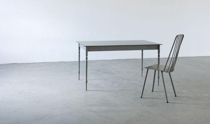 Desk  Table  Quaker Chair