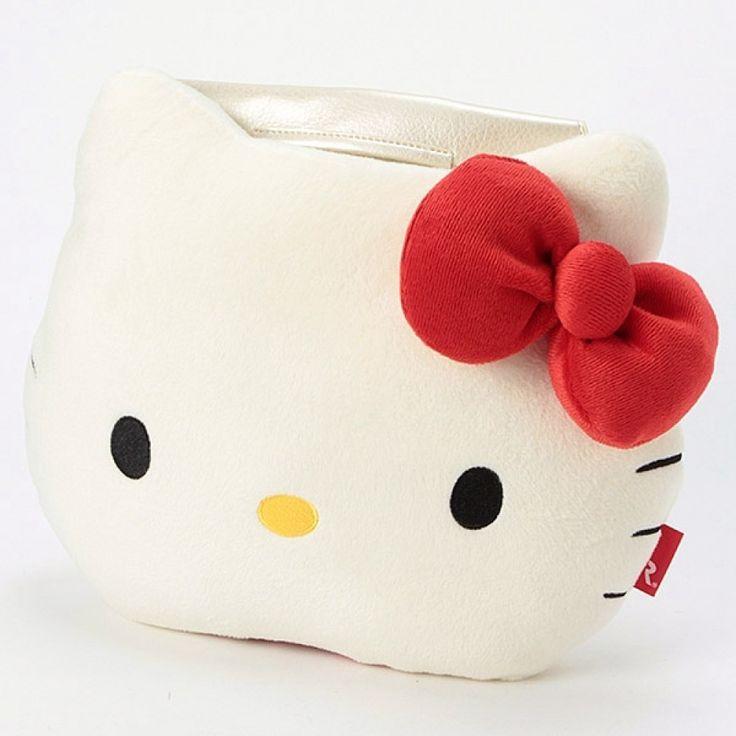 Hello Kitty Mascot Pouch Shoulder Bag #hellokitty #mascot #pouch #shoulderbag