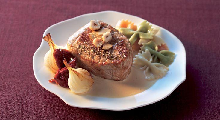 Grenadins de veau à l'italienne - Gourmand