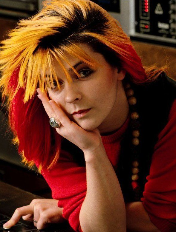Toyah Willcox March/April 1982 Recording 'The Changeling'