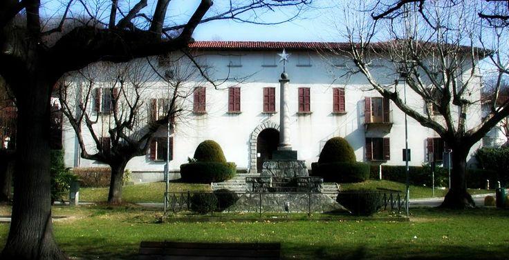 #PalazzoPerabò sede #MIDeC - Museo Internazionale del Design Ceramico #Cerro - #LavenoMombello
