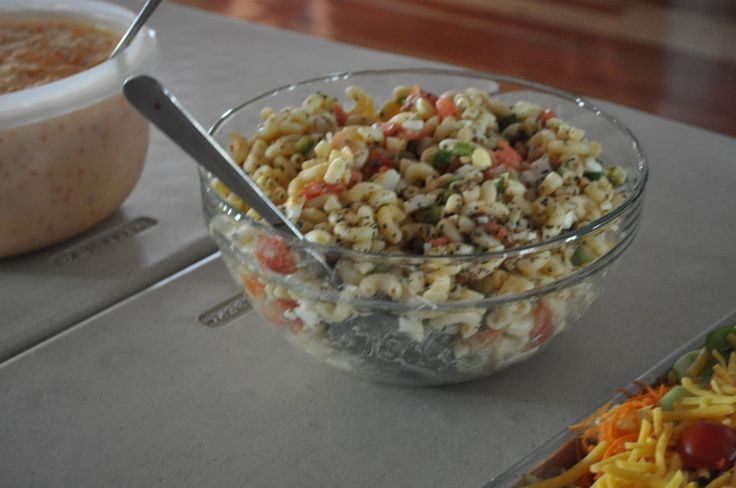 Best-Ever Amish Macaroni Salad   Amish 365: Amish Recipes – Amish Cooking