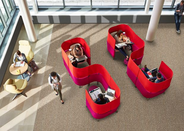 Is Your Open Office a Nightmare? The Dream of the Supercubicle Is Still Alive