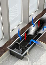 Встраиваемые в пол конвекторы с естественной конвекцией Ntherm Electro - это готовый к монтажу отопительный прибор,предназначен для изоляции от холодного воздуха больших,доходящих до пола окон, а так же встраивания в подоконник без подключения его к системе отопления, в теплообменнике используются электрические нагревательные элементы. Идеальны для применения как вспомогательные отопительные приборы с системами тёплого пола, вентиляции, радиаторного водяного отопления, так в качестве…
