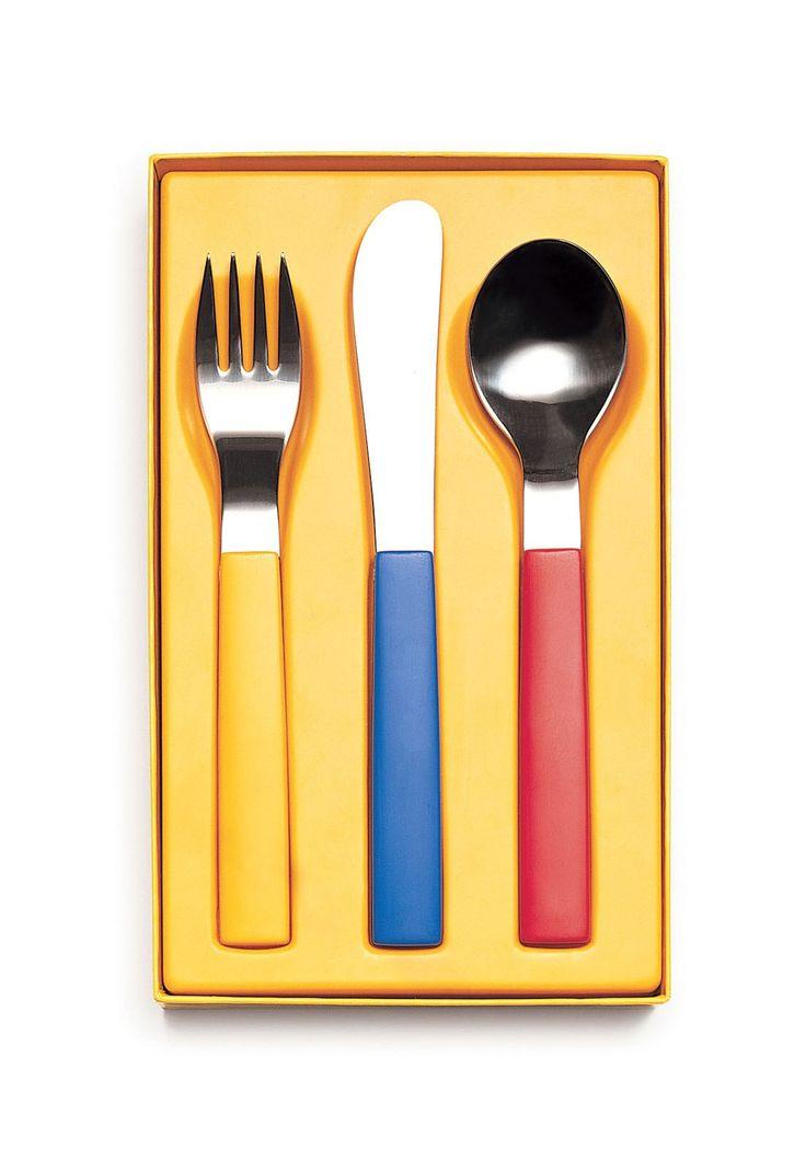 Child's Cutlery Set - David Mellor - David Mellor Design