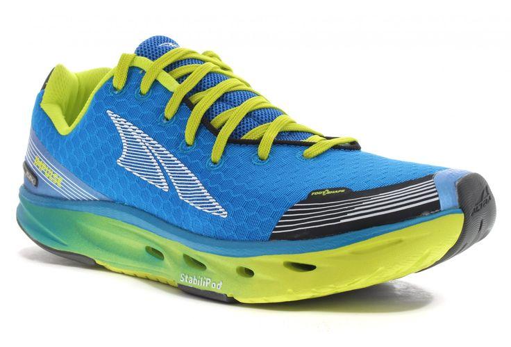 Altra Impulse M pas cher - Chaussures homme running Route en promo