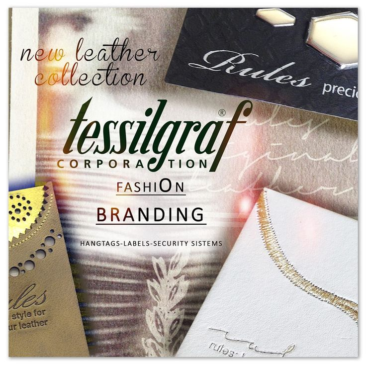#Tessilgraf Corporation is one of the largest leaders in #texile-tag production, and in realising even more modern and technological oriented #tags, #cards, #packaging and #gadgets for their many various clients within the International #Fashion scene.