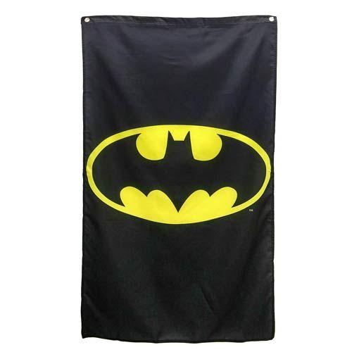 Batman DC Comics Batman Logo Banner Calhoun Sportswear Batman Flags ... bf13a02b0