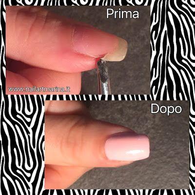 Come riparare un'unghia rotta.