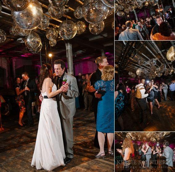 Ford Piquette Plant Detroit Wedding Photographers