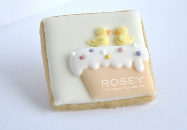 ROSEY'S SUGAR PALACE: BABY SHOWER COOKIES ♡ 2011