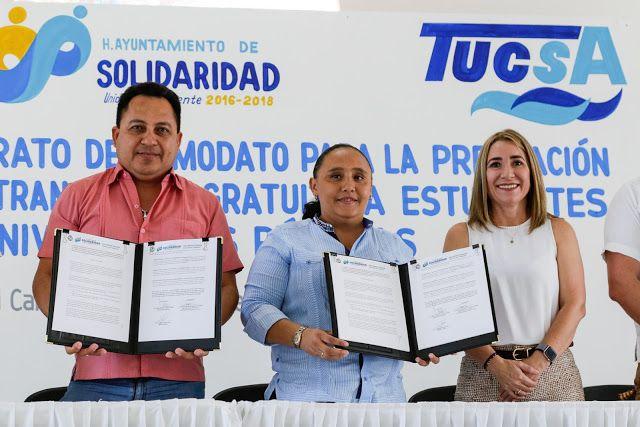 Periodismo sin Censura: BRINDA GOBIERNO MUNICIPAL SERVICIO DE TRANSPORTE G...