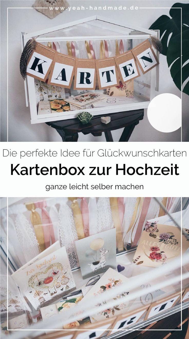 """Deco Time DiY Geschenkboxen /""""Vintage/"""""""