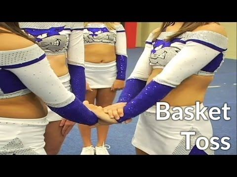 How to Do a Basket Toss - YouTube