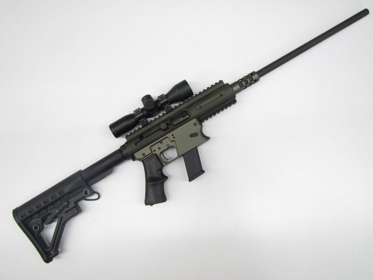 Aero Survival Rifle (ASR) in 9mm by TNW, Olive Drab , Non-restricted…