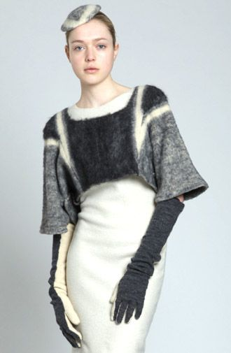 THE FASHION CONNECTOR | YUMIKO ISA...Showcasing the best of new fashion designers
