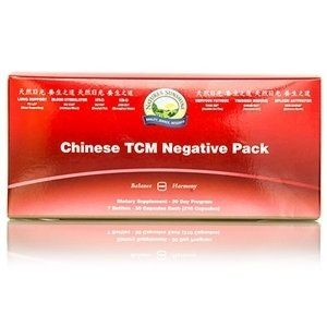 Chinese TCM Negative Pack $300.00 Enhance your yin (negative) energy with Chinese herbal formulas. This pack contains seven Chinese formulas. Benefits: Supports the respiratory, circulatory, structural, nervous and immune systems. Sup... https://www.versatradeonline.com/#!/Chinese-TCM-Negative-Pack/p/94676034