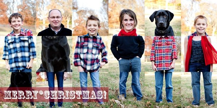 Funny family picture christmas card ideas