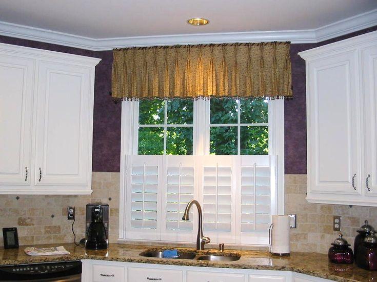 Unique Window Shutter Idea For Kitchen Window Sandiego Shutters Com