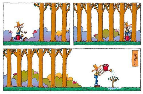 Que los árboles te dejen ver el bosque - Microconversiones en la optimización de conversiones: Árboles Te, Trees