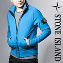 Today's Hot Pick :14SS STONE ISLANDZip-Up Jacket With Fold Away Hood(Blue)6015530B0 http://fashionstylep.com/SFSELFAA0005617/wiberluxen/out Innovative and chic, this Stone Island jacket has the combination of comfort and style. Lightweight and breathable wear with a high neck collar and a cutting-edge fold away hood. This feature introduces convenience and efficiency. Regular fit with a double zip-up front, slit pockets and long sleeves with removable brand patch at the left arm. Wear it ...