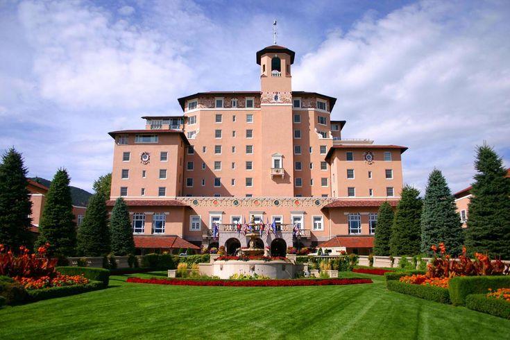 Colorado Vacation Packages for locals The Broadmoor | Colorado Springs Resorts