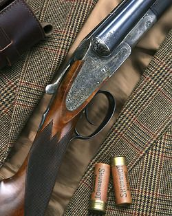 www.pinterest.com/1895gunner/  Double barrel shotgun SxS
