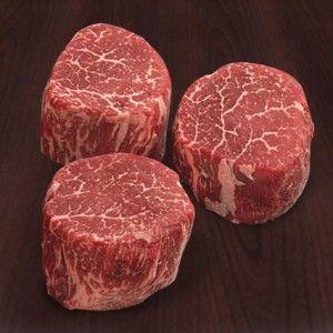 Kobe Beef Mignons