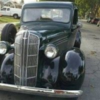 Dodge pick up Stepside de 1936