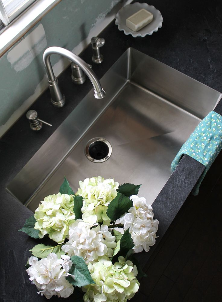 the craft patch an undermount sink in laminate countertops - Undermount Sinks