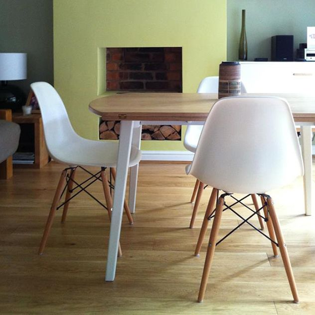 DSW Chair in ABS - bST 51