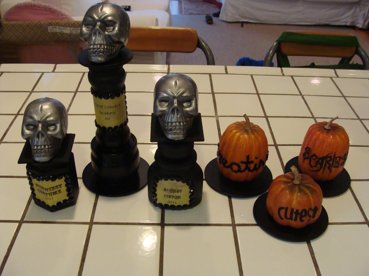 graceful by anna diy halloween costume trophies