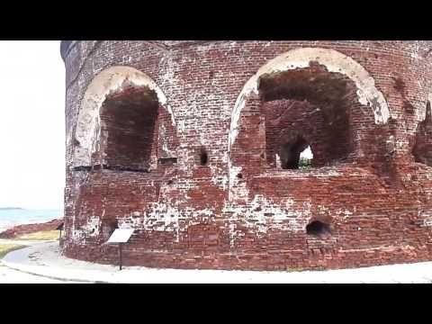 Pulau Kelor Benteng Martello Wisata Arkeologi - YouTube