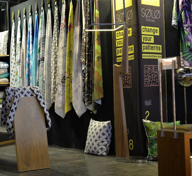 Day 2 #SoloAthens #SoloDesign #SoloStudio #soloculture #design #upholstery #maisonobjet #maisonetobjet #maisonetobjet2015 #MO15 #maisonetobjetparis #maisonetobjetparis2015 #maisonetobjet15 #parisdesignweek #parisdesignweek2015 #textiles #textile #textiledesign #textilepattern #textilelove #luxury #fabric #fabrics #sofa #homewares #homewaresaddict #ChangeYourPatterns #globaldesign #Paris