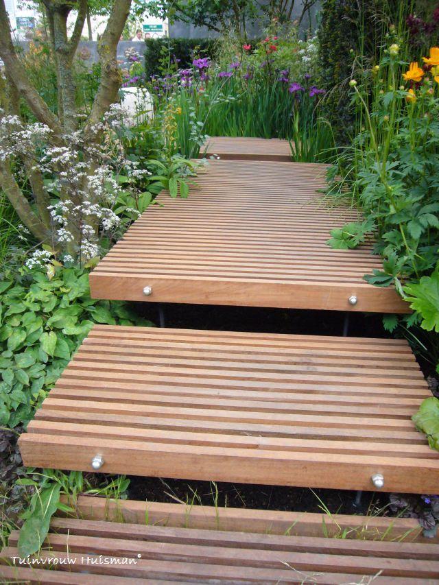 25 beste idee n over buiten trappen op pinterest landschap stappen tuin trappen en buiten - Kleine tuin zen buiten ...