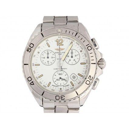 Breitling Men's Shark Chronograph Watch
