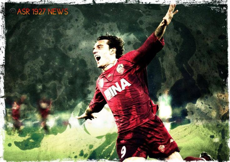 Vincenzo Montella - AS Roma Hall of Fame 2013  http://asr1927news.blogspot.it/