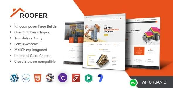 Chhapru Roofing Service And Construction Wordpress Theme Roofing Services Roofing Diy Roofing