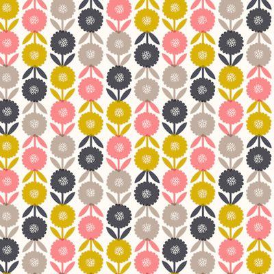 Tissu Bloom petites fleurs en quinconce -Dashwood Studio