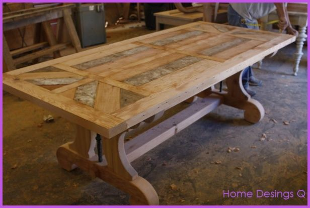 DINING TABLE DESIGN WOODWORKING - http://homedesignq.com/dining-table-design-woodworking.html