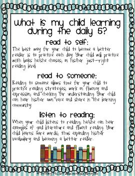 Daily 5 for Parents: Tips & Tricks for Learning at Home