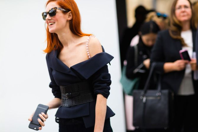 #TTH TAYLOR Tomasi Hill Best Street Style From Paris Fashion Week -- The Cut