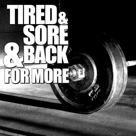how to stop muscles from feeling tired
