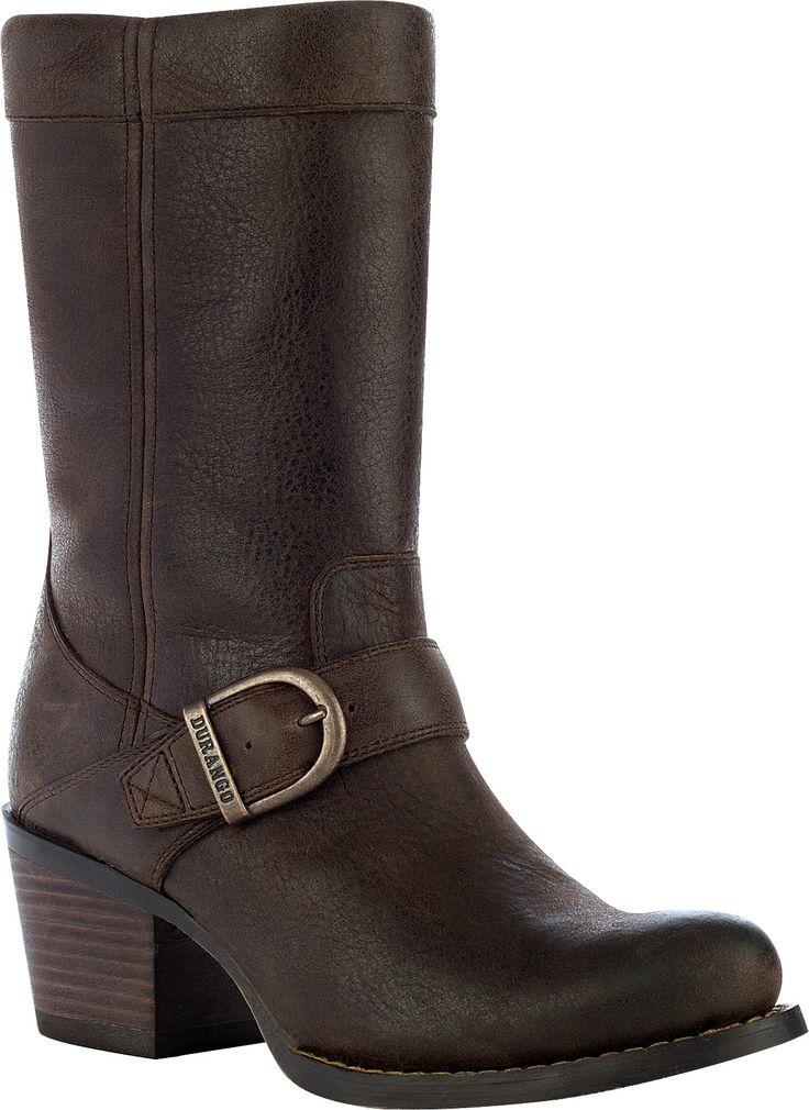 Beautiful Crush By Durango Womenu0026#39;s Peek-A-Boot Black Western Boot
