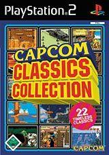"""""""Capcom Classics Collection"""" - Game-Tipp - In den 80er-Jahren liefen die Jugendlichen scharenweise in die Spielhallen, zu Kästen mit Bildschirm und Joystick."""