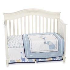 CoCaLo® for Petit Tresor Happy Animals 4-Piece Crib Bedding Set - Bed Bath & Beyond