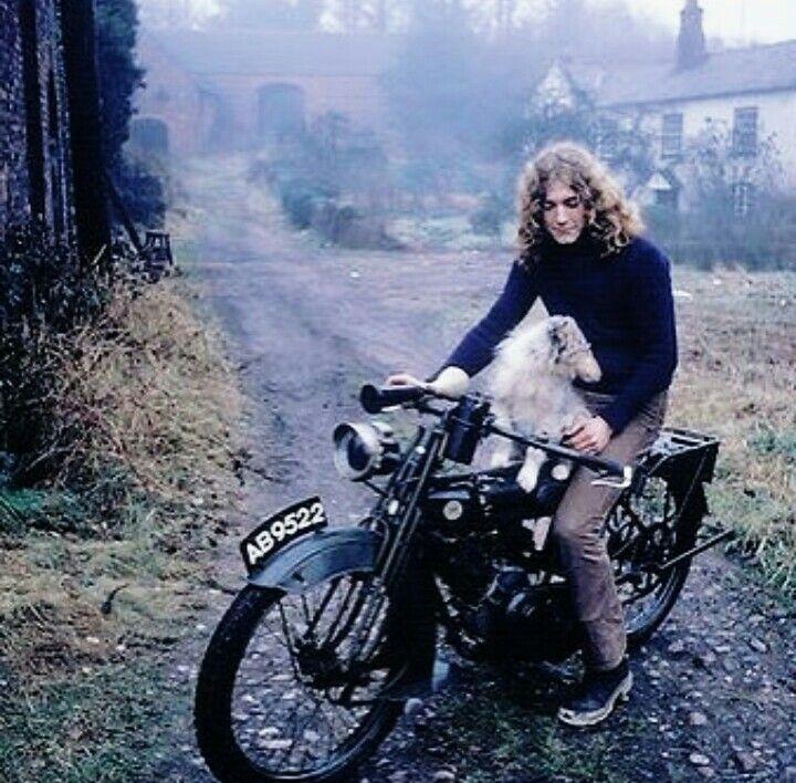 Robert Plant, Jan 1970